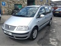 Volkswagen Sharan 1.9 TDI PD S 5dr 1 OWNER FROM NEW++F.S.H! (08 reg), MPV