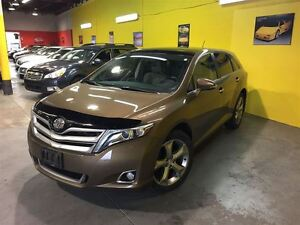 2013 Toyota Venza TOURING V6 AWD ~ LAETHER ~ NAVIGATION ~ PANORA