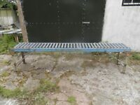 roller tables / Roller conveyor / roller bench