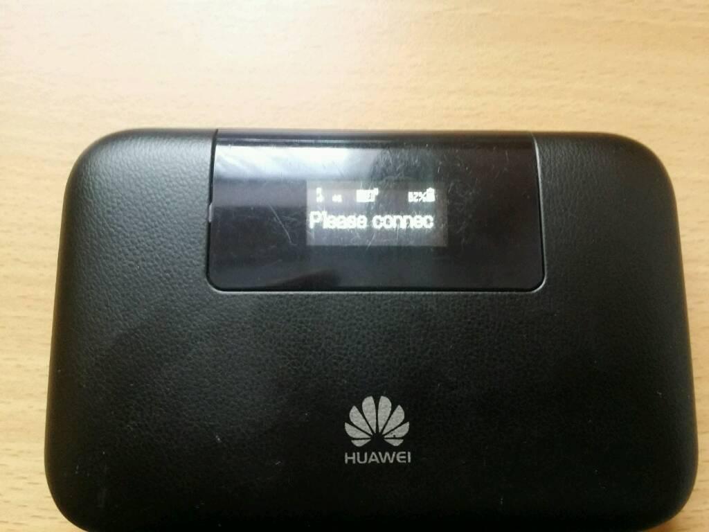 Huawei 5200 mAh 4g lte power bank | in Hull, East Yorkshire | Gumtree