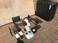 DJI Inspire 1 V2 with extras
