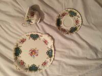 Royal Albert - tea set