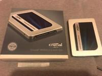 "Crucial MX300 2.5"" 750gb SSD"