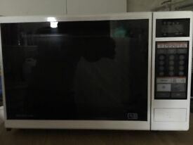 Microwave easy to use good condition