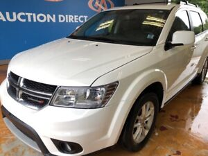 2014 Dodge Journey SXT V6/ POWER GROUP/ ALLOYS/ U-CONNECT & B...