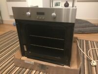 Electrolux in-built single oven