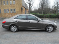 Mercedes-Benz E Class E350 Cdi Blueefficiency Avantgarde Saloon Auto Diesel 0% FINANCE AVAILABLE