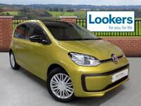 Volkswagen UP MOVE UP (yellow) 2017-11-01