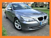 BMW 5 Series 2.0 520d SE 4dr LONG MOT, HPI CLEAR