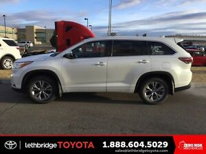 Toyota Certified 2014 Toyota Highlander LE Upgrade - 1 OWNER!