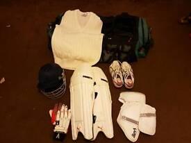 Full Cricket kit senior