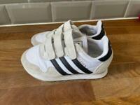 Adidas shoes UK12 1/2