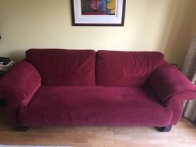 1 or 2 sofas for sale - very good condition.