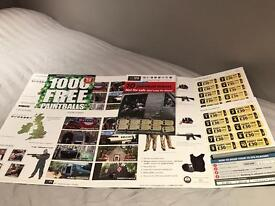 30 Paintball Tickets for sale worth £900!! Valid until November 2018