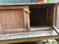 Rabbits cage(for outside)