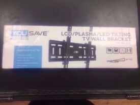 TV WALL BRACKET BRAND NEW WITH RECEIPT
