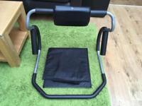 Hi Mark indoor Abs trainer