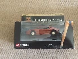 James Bond Car - For Yours Eyes Only