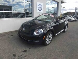 2013 Volkswagen Beetle Highline+convertible+Navigation+Fender