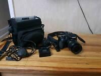 Canon EOS 650D digital SLR camera - black
