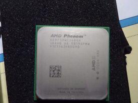 AMD Phenom processor for sale £25