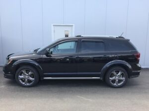 2015 Dodge JOURNEY FWD Crossroad 7 PASSAGERS