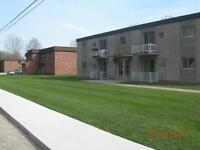 1 bdrm and 1 1/2 bdrm apartments available in quiet LaSalle