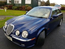 Jaguar S-Type 4.2 V8 Low Mileage Good Condition
