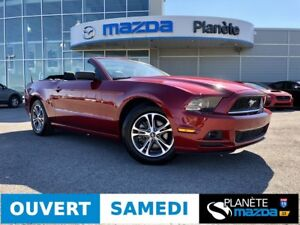 2014 FORD MUSTANG V6 PREMIUM AUTO CRUISE AIR MAGS