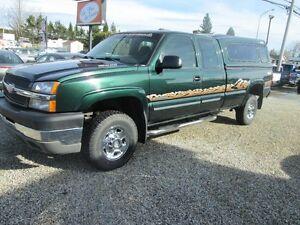 2003 Chevrolet Silverado 2500HD 2500 ls 4x4