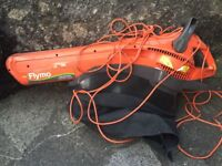 Flymo garden vac 2200 turbo- £10.00