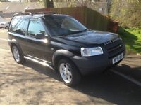 Land Rover Freelander TD4 2.0 Diesel Automatic Convertible, 2 Keys