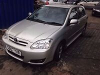 Toyota Corolla 1.4- EXCELLENT CONDITION- ready to drive away- cheap insurance