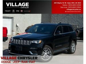 2017 Jeep Grand Cherokee Summit|Platinum|Nav|Panoroof|Tow|Remote
