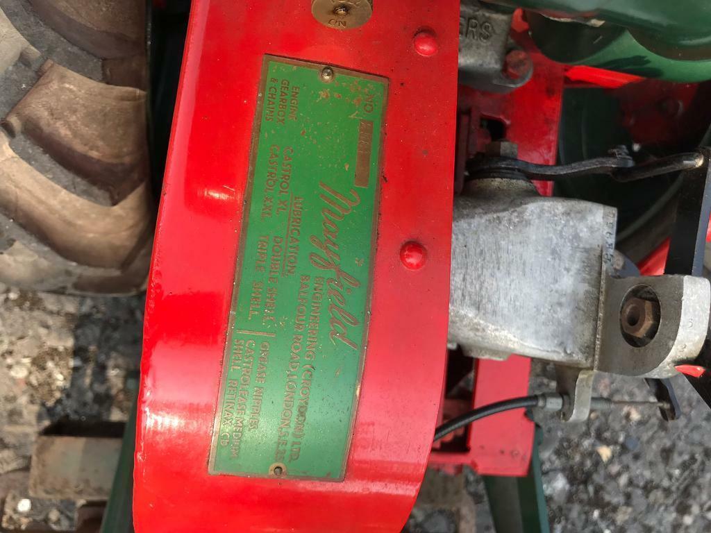 Mayfield garden tractor   in Christchurch, Dorset   Gumtree