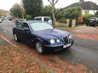 Jaguar S -Type Se Diesel ,, Range Rover Engine ,, Drives Perfect ,, Px ( Bmw Mercedes Audi Vw )