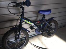 "Boys 12""Bike Apollo -Moonman"