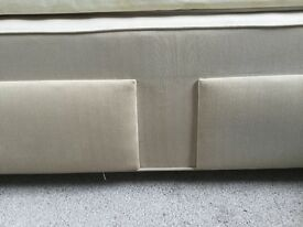Luxury single divan bed base make ViSpring (no mattress) with storage