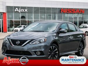 2017 Nissan Sentra 1.6 SR Turbo*Navigation*Leather