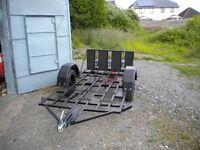 motorbike/ Quad trailer