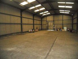 Large Business unit / warehouse / storage to let . Wyboston