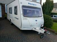 bailey ranger 4 berth 2006