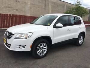 2010 Volkswagen Tiguan Automatic, Power Group, AWD