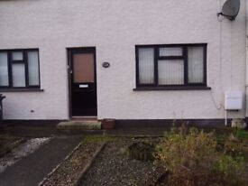 One bedroom ground floor flat for rent in the Heights, Coleraine