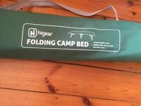 Two Camp Beds
