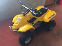 Children's 36volt quad bike