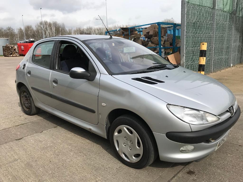 2002 Peugeot 206 LX 1.4 HDI * £30 TAX A YEAR *