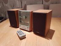Sony hifi mini system HCD-EX1