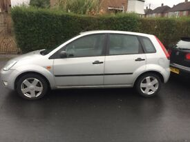 FORD FIESTA 2002 1.4l 5 DOOR
