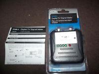 SLx Digital TV Signal Meter (Philex SLx - 27867R)